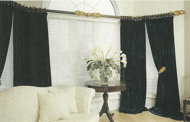 curtain rod idea example 7