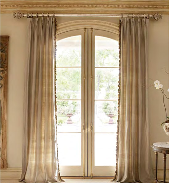 curtain rod placement example 4