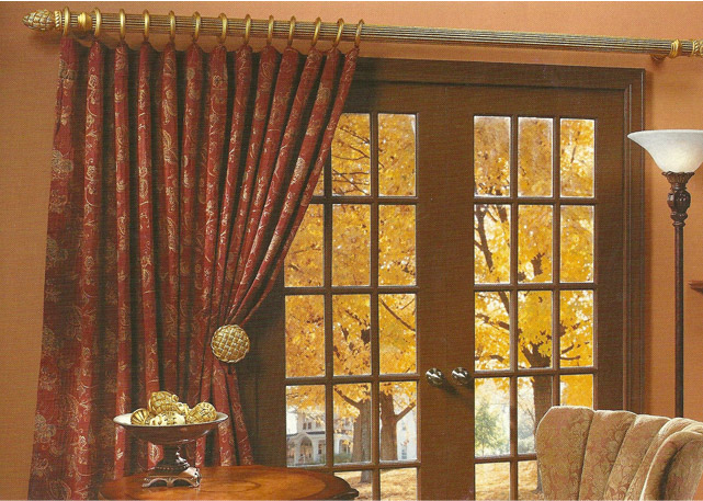 curtain rod idea example 4