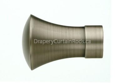 Pewter decorative finials