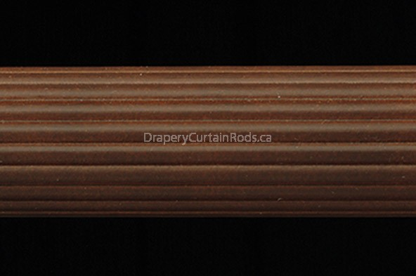 the best 28 images of walnut curtain rod