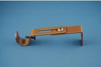extendable curtain rod brackets