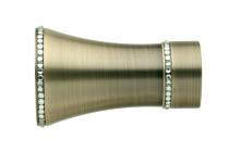 Antique Brass Finials CFN2-AB