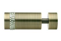 Antique Brass Finials CFN4-AB