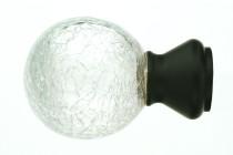 Black Finials UFN9-BL