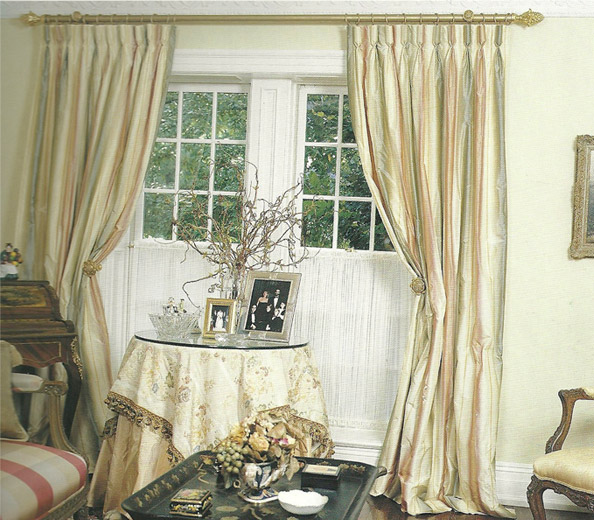 Curtain Rod Placement Ideas