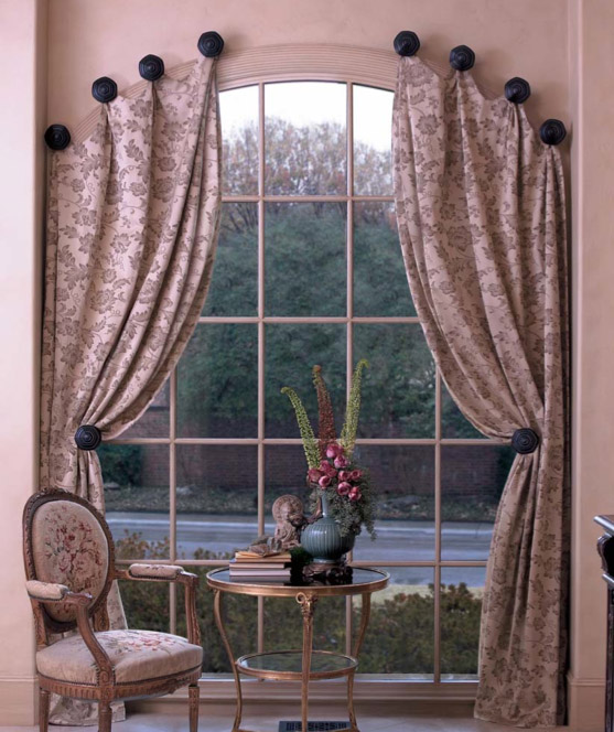 Curtain Rod Ideas Amp Inspirations By Drapery Curtain Rods