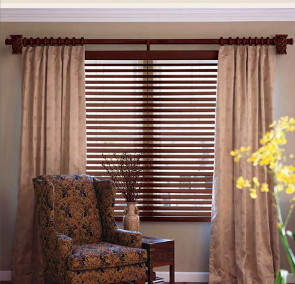 Curtain Rod Ideas & Inspirations P2 By Drapery Curtain Rods