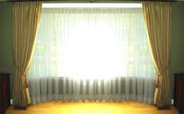 long curtain poles